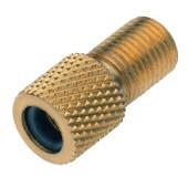 Adaptateur de valve AV/SV longueur 21mm
