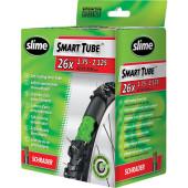 Chambre à air auto-obturante SLIME remplie de Slime 26x1.75/2.125 - valve Schräder 35 mm - ETRTO 47/57-559