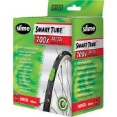 Chambre à air auto-obturante SLIME remplie de Slime 700x28/32c - valve Presta 48 mm - ETRTO 28/32-622
