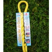 Attache tout jaune : lien multi-usage, réutilisable