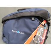 Sacoche arrière Rixen Kaul Rackpack 1 plus, fixation sur plate forme