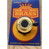 Sonnette Mirrycle Big Brass gold