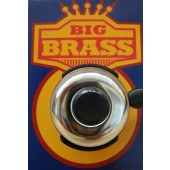 Sonnette Big Brass silver