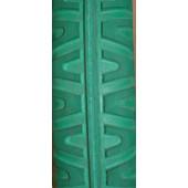 Pneu plein Greentyre BLIZZARD Vert - 20x1.75 - largeur intérieure de jante 23 à 25 mm - ETRTO 47-406