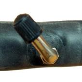 Chambre à air Mitas 12.5x1.75x2.50 valve Schräder 35 mm coudée 90/45° - ETRTO 47/62-203