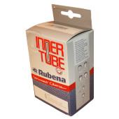 Chambre à air RUBENA  700x18-25 valve Presta 80 mm - ETRTO 20/25-622/630 - A02FV80