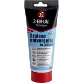 Graisse Universelle au Lithium 3en1 - tube de 150 gr