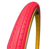 Pneu plein Greentyre ESPRIT Rouge - 700x28C - largeur intérieure de jante 14 à 16 mm - ETRTO 28-622