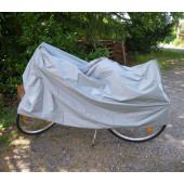Housse de protection pour un vélo