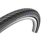 16x1.35 Schwalbe MARATHON PLUS HS440, SmartGuard, tringle Rigide - ETRTO 35-349