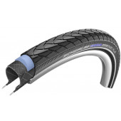 26x1.75 Schwalbe MARATHON PLUS, tringle rigide - ETRTO 47-559 - OEM