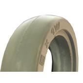 Bandage Plein Greentyre MARCO Wide Gris - 5x1 - 125x30 - largeur intérieure de jante 23 à 25 mm