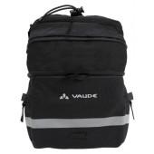 Sacoche arrière Vaude Off Road bag M noire, fixation klickfix sur tige de selle