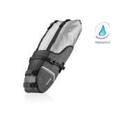 Bikepacking sacoche Ibera waterproof carryall grise, 10L.