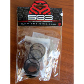 Kit single speed SB3 noir 16T