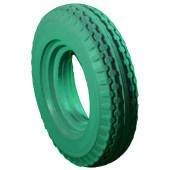 Bandage Plein Greentyre SNOW Vert - 3.00-8 - largeur intérieure de jante 51 à 53 mm