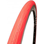 Pneu plein Greentyre SPRINT Rouge - 700x23C - largeur intérieure de jante 14 à 16 mm - ETRTO 23-622