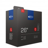 Chambre à air Schwalbe SV13J FAT BIKE 26x4.00-4.80 valve presta - ETRTO 90/120-559