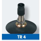 "Chambre à air cyclomoteur  Mitas 2  2 1/4 x 17"" valve schräder"